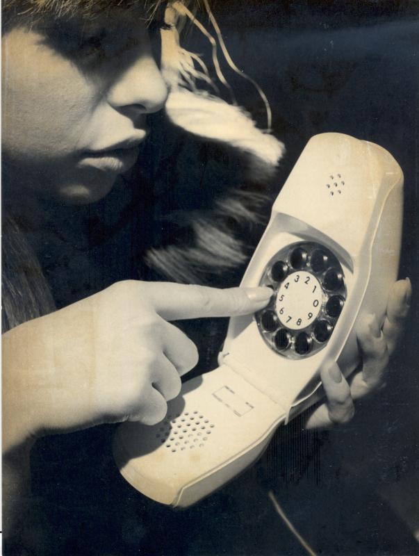 Il telefono Grillo Sip 1967